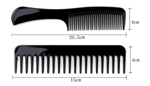 stylist anti static hairdressing combs m description 2