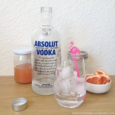 2 oz Vodka