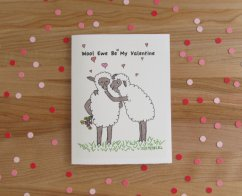 Wool Ewe Be My Valentine