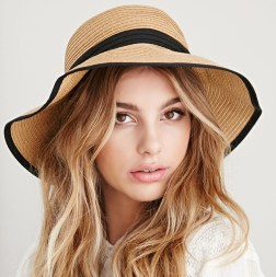 Floppy Straw Hat