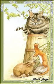 Le Chat, La Belette Et Le Petit Lapin : chat,, belette, petit, lapin, Chat,, Belette,, Petit, Lapin, Babel-school