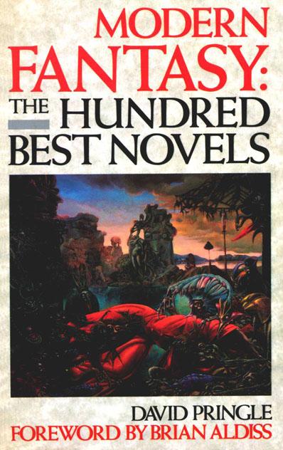 Top 100 Fantasy Books : fantasy, books, David, Pringle's, Fantasy, Novels, Library, Babel