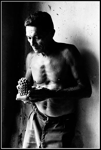 Mestre Nuca na foto de Rildo Moura/flickr