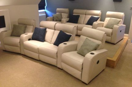 cheap home theatre seating