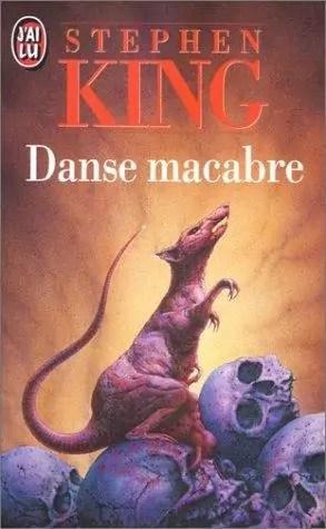 Danse Macabre (recueil) : danse, macabre, (recueil), Danse, Macabre, Stephen, Babelio