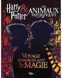 Harry Potter Les Animaux Fantastiques : harry, potter, animaux, fantastiques, Harry, Potter, Animaux, Fantastiques, Voyage, Ensorcelant, Films, Babelio