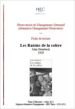 Les Raisins De La Colère Résumé : raisins, colère, résumé, Raisins, Colère., Steinbeck.1939, Babelio