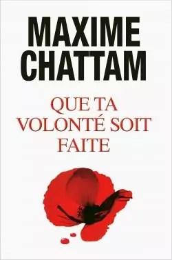 Dernier Livre De Maxime Chattam : dernier, livre, maxime, chattam, Volonté, Faite, Maxime, Chattam, Babelio