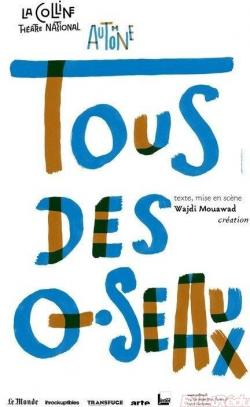 Tous Des Oiseaux Wajdi Mouawad : oiseaux, wajdi, mouawad, Oiseaux, Wajdi, Mouawad, Babelio