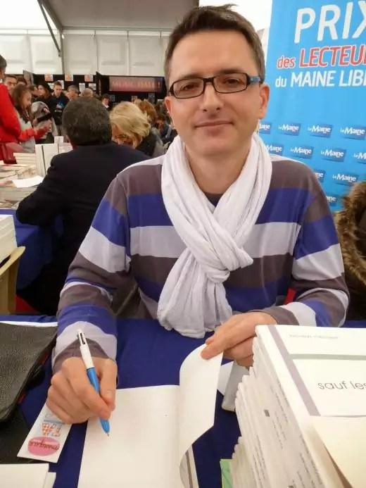 Nicolas Clement Sauf Les Fleurs : nicolas, clement, fleurs, Photos, Nicolas, Clément, Babelio.com