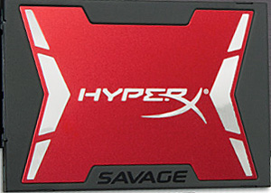 HyperX launches SATA Savage SSDs