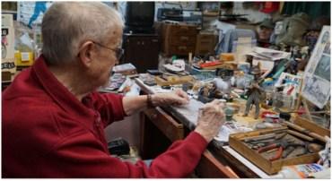 Chuck Caldwell – Artist of War Documentary