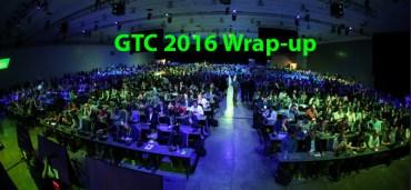 Nvidia's GTC 2016 Wrap-Up