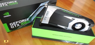 The GTX 1060 arrives to take on the RX 480