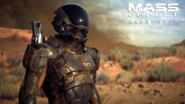 Mass Effect: Andromeda in 4K HDR