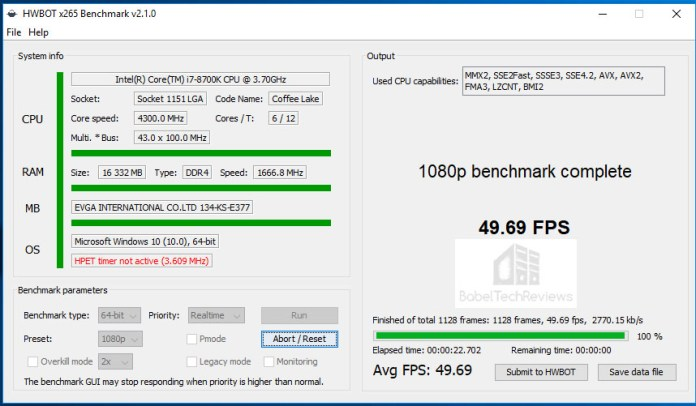 EVGA Z370 FTW Motherboard Overclocking Review - the Road to 5 0 GHz