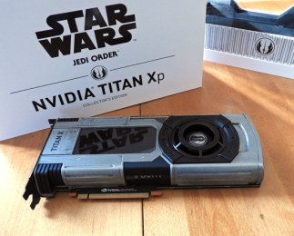 The Star Wars TITAN Xp arrives – first benchmarks vs. the GTX 1080 Ti