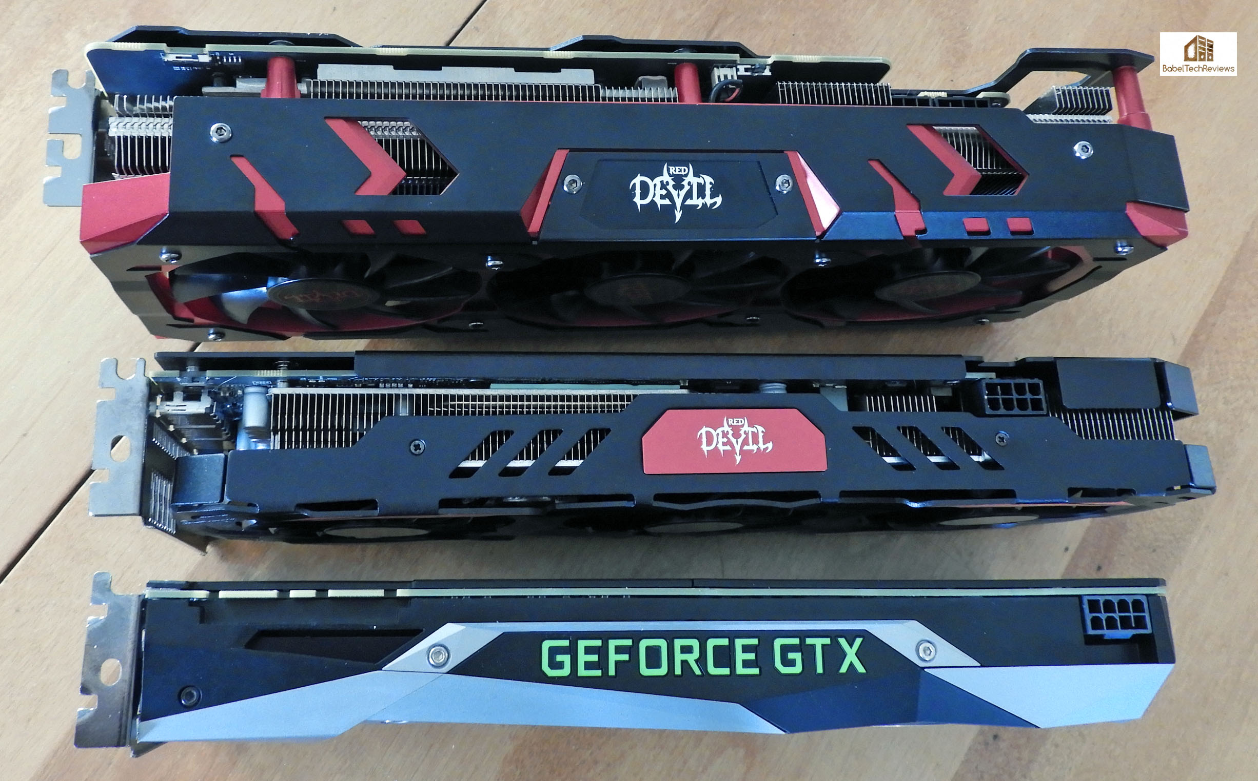 The PowerColor Red Devil Vega 56 review vs  the GTX 1070 Ti