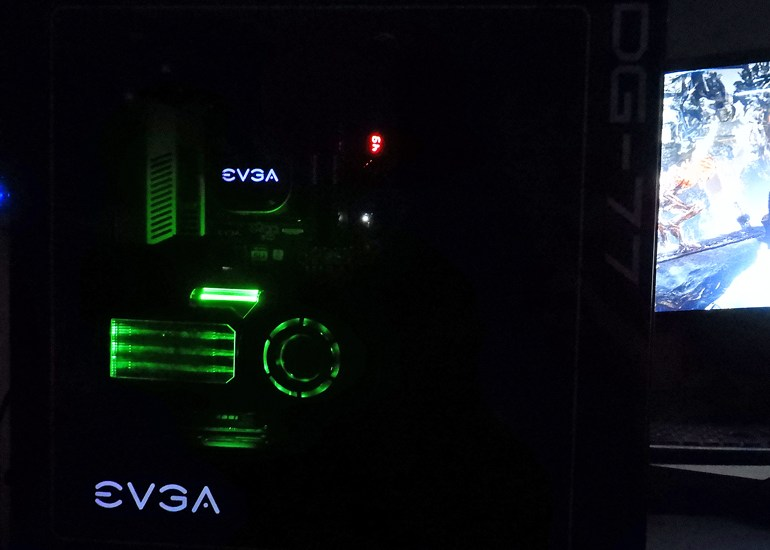 The EVGA DG-77 Case Review featuring the Star Wars TITAN Xp