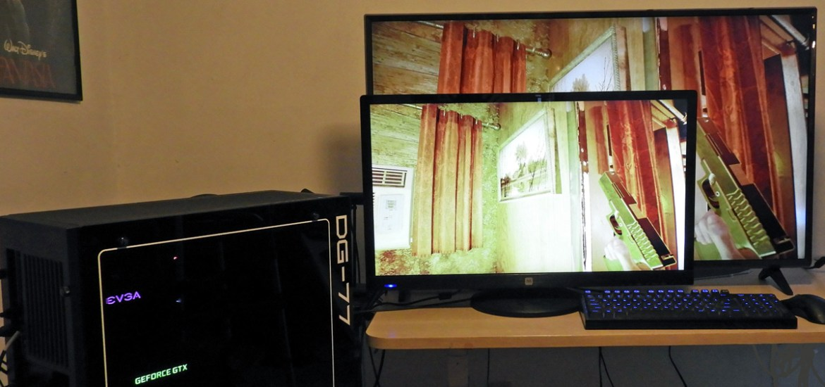 BTR's Holiday Guide to the Best 4K TV PC Gaming