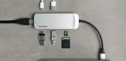 The Kingston Nucleum 7-in-1 Type-C Hub Review