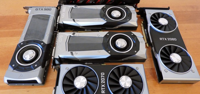 The Founder Edition of the RTX 2070 Reviewed vs  the EVGA RTX 2070