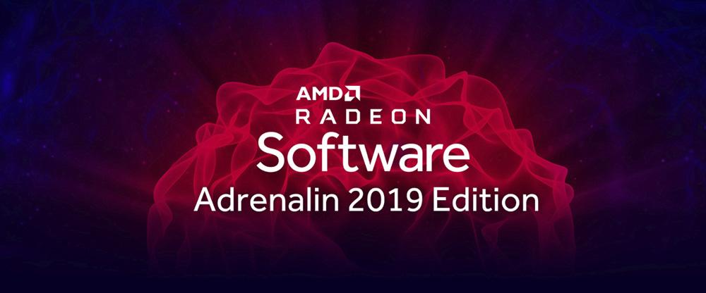 Adrenalin Software Edition 2019 (18 12 1) Driver Performance