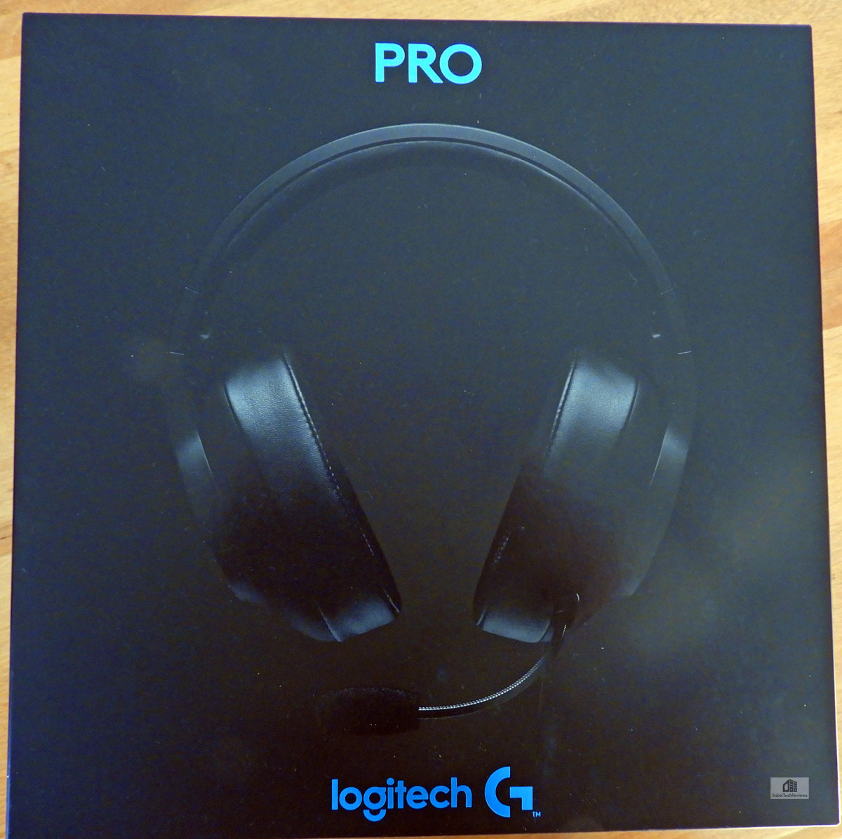 The Logitech G PRO Headset Review - built for pro gamers