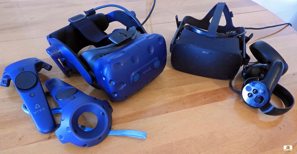 VR Wars: The Vive Pro vs  the Oculus Rift - Crossplatform games