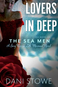 Book Cover: Lovers in Deep