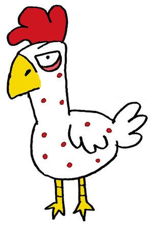 Image result for chicken pox emoji