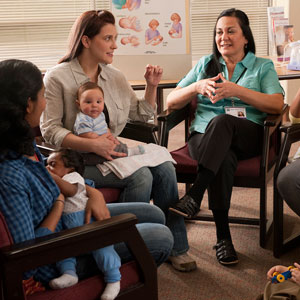 MAPS - Mothers Accessing Parenting Skills - B.A.B.E.S.