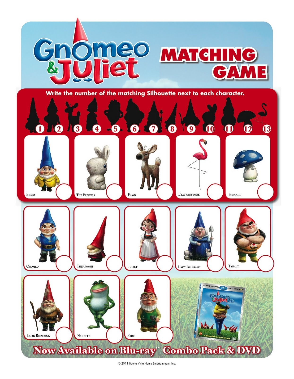 Gnomeo Amp Juliet Dvd Review