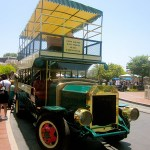 The Disneyland Omnibus: A Disneyland first timer's driving tour guide