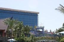 Disneyland Hotel Monorail Pool & Cabana - Babes In