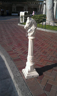 Main Street Hitching Post