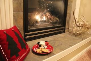 M&M Holiday Cookies Made the Disneyland Way