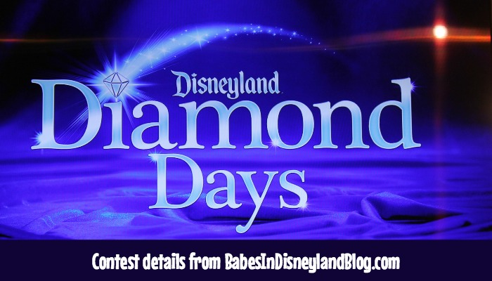 Disneyland Diamond Days details