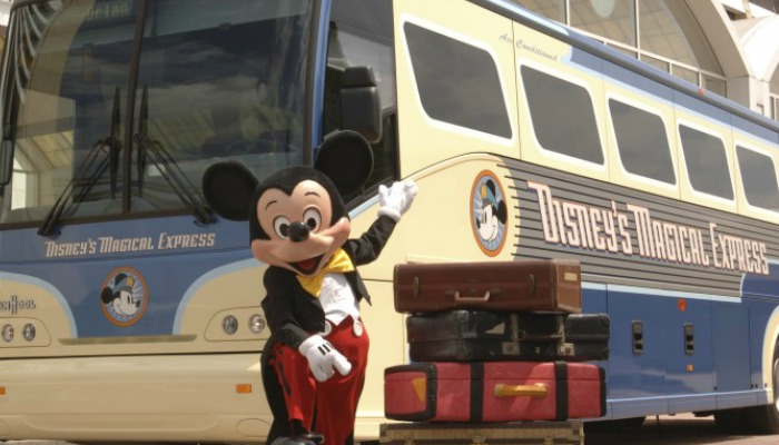 magical express information