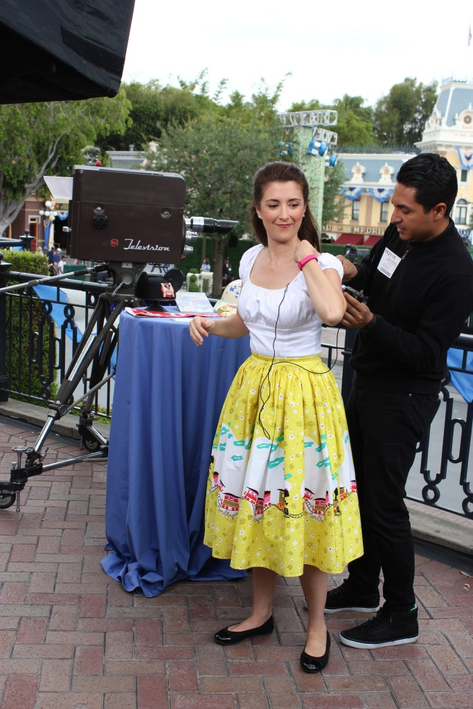 Opening Day and the Disneyland 60th  A unique video experience for fans