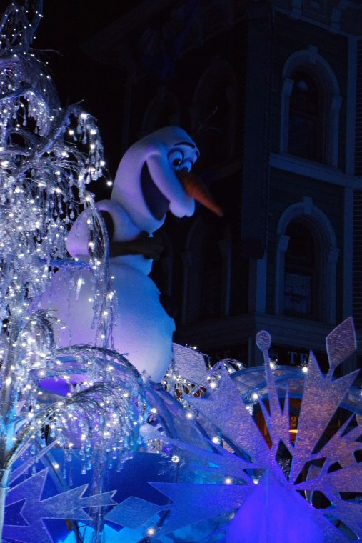 Everything there is to know about Paint The Night at Disneyland.