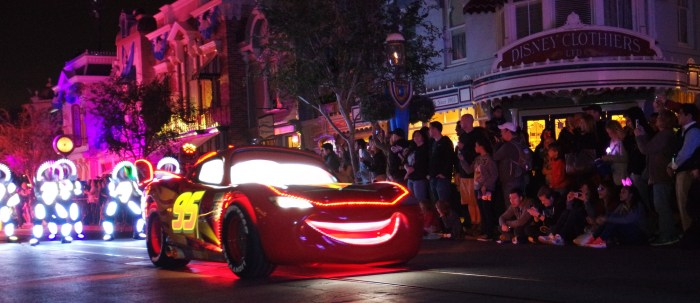 Everything you need to know about Paint The Night at Disneyland