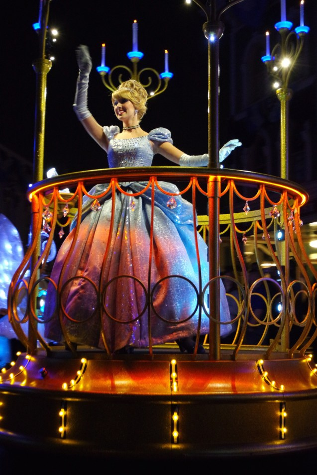 What you need to know about Paint The Night at Disneyland.