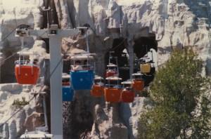 DisneylandSkyway  Licensed under Public Domain via Wikipedia