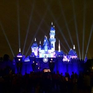 Castle After Dark