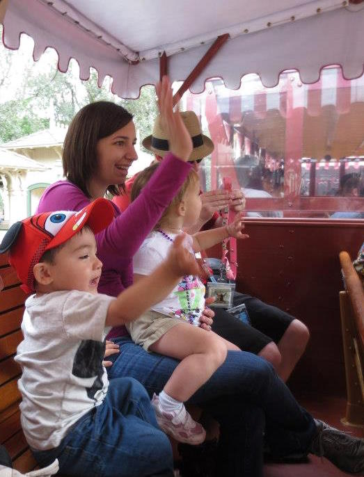 Tips for families heading to Disneyland