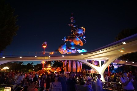 Tomorrowland After Dark