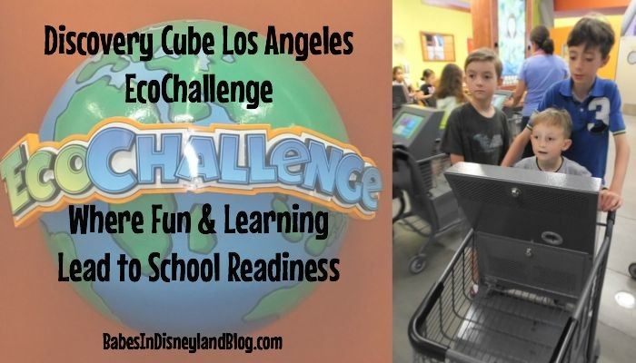 What you need to know about the Discovery Cube Los Angeles EcoChallenge