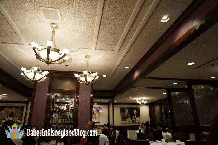 Steakhouse 55 afternoon tea