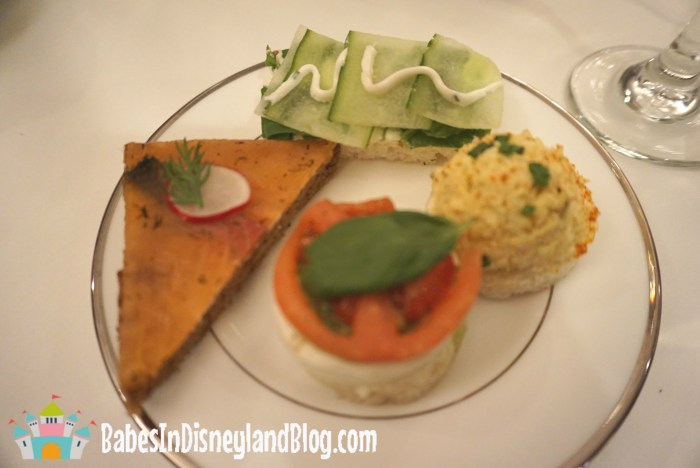 tea sandwiches classic afternoon tea disneyland hotel